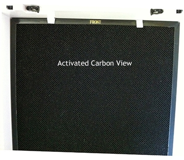 Replacement Carbon Filter For V Hepa Max Air Purifier Oransi