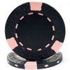Pro Clay Casino Poker Chips - Black