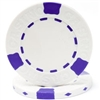 Pro Clay Casino Poker Chips - White