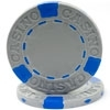 Pro Clay Casino Poker Chips - Gray