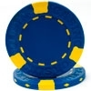 Pro Clay Casino Poker Chips - Blue
