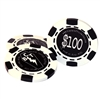 Full Color Direct Print Custom Poker Chips