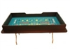 Single Dealer Craps Table