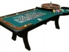 Casino Style Roulette Table