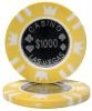 Coin Inlay 15 Gram Poker Chips