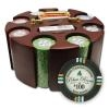 200 Bluff Canyon Poker Chip Set with Carousel