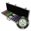 600 Bluff Canyon Poker Chip Set with Aluminum Case