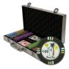 300 Desert Heat Poker Chip Set with Aluminum Case