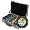 300 Desert Heat Poker Chip Set with Claysmith Case