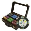 300 Desert Heat Poker Chip Set with Walnut Case