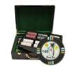 500 Desert Heat Poker Chip Set with Hi Gloss Case