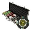 500 Gold Rush Poker Chip Set with Aluminum Case