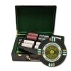 500 Gold Rush Poker Chip Set with Hi Gloss Case