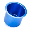 Jumbo Blue Aluminum Cup Holder