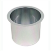 Jumbo Silver Aluminum Cup Holder