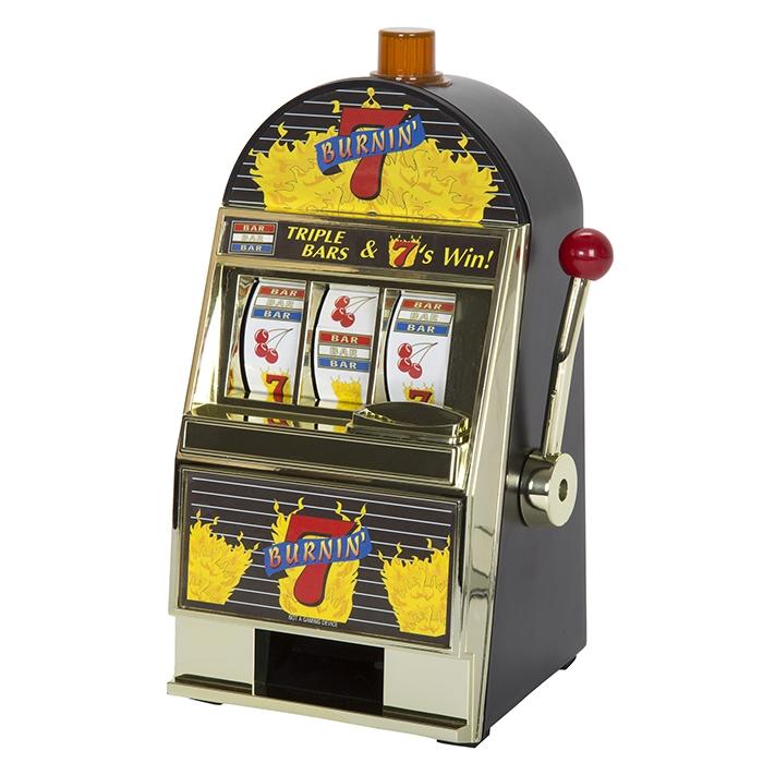 Spinning Reel Slot Machines