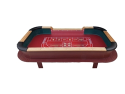 8 Foot Craps Table