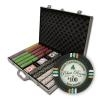 1,000 Bluff Canyon Poker Chip Set with Aluminum Case