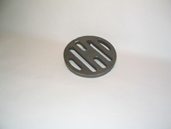 Shaker Grate Section, Round