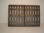 "Grate Section, 11-3/8"" x 16-3/4"" (Models 731/832)"