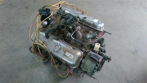 1969 Chevelle SS 396 Big Block Engine, Original GM Used