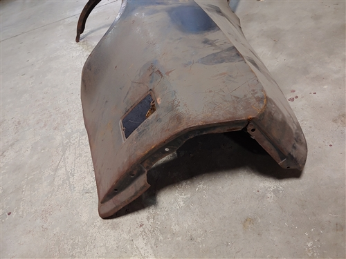 1974 - 1977 Chevy Chevelle Malibu Quarter Panel, Left Hand GM NOS 4 Door