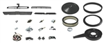 1970 - 1972 Chevelle Cowl Induction Air Cleaner System, Kit