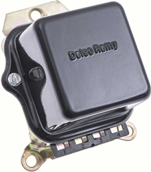 1964 - 1972 Chevelle and 1969 - 1972 Nova Voltage Regulator External, Delco Remy