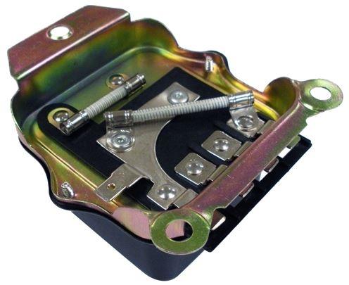 1964 - 1972 chevelle and 1969 - 1972 nova voltage regulator external, delco  remy