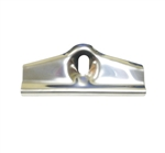 1966 - 1972 Chevelle Battery Tray Hold Down Clamp - Stainless Steel - USA
