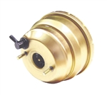 1964 - 1972 Chevelle / Nova Power Brake Booster, 8 Inch, Dual Diaphragm, Gold