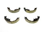 "1964 - 1974 Nova Brake Shoes (Front) (9 1/2"" x 2 1/2""), Set"