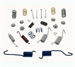 "1964 - 1975 Chevelle Brake springs & fasteners (rear)( 9 1/2"" drums), Kit"
