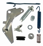 1968 - 1974 Nova Self Adjusting Brake Hardware Kit, Front or Rear Drum, LH