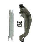 1964 - 1972 Chevelle Emergency Parking Brake Shoe Lever Kit, Rear LH