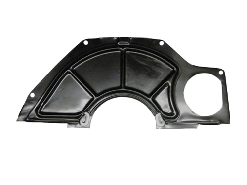 Clutch Flywheel Dust Cover Inspection Plate, Manual Transmission, 10 Inch