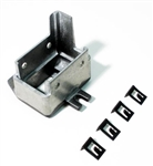 1969 - 1970 Chevelle Convertible Power Top Switch Housing with Clips