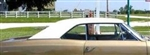 1966 - 1967 Chevelle Vinyl Top 2 Door Hardtop, White