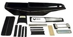 1970 Chevelle Console Kit (Powerglide)(Complete), Each