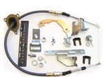1966 - 1967 Chevelle Automatic Shifter Overdrive Conversion Kit With Cable