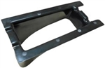 1968 - 1972 Chevelle Console to floor dust tunnel, Each