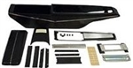 1971 - 1972 Chevelle Console Kit. Automatic Turbo Transmission