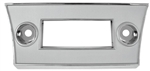 1966 Chevelle Dash Radio Trim Plastic Bezel