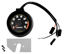 1967 Chevelle Dash Mounted Blinker Tachometer HarnessMuscle Car Central