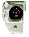 1971 - 1972 Chevelle Amp Gauge (Super Sport) (with Bracket) (Features Correct White Markings)(EXTERNAL REGULATOR ONLY), Each