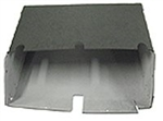 1966 - 1967 Chevelle Glove Box Liner Without Air Conditioning