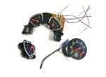 1968 Chevelle Dash Tachometer and Gauges Custom Conversion Kit