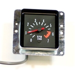 1971 - 1972 Chevelle Dash Tachometer Conversion, Sweep Style Dash