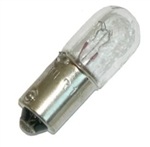 Dash radio light bulb, fits most 60's and 70 radios