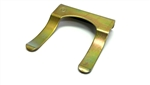 "1966 - 1972 Lock Cylinder Retainer "" U "" Clip, Door / Trunk"
